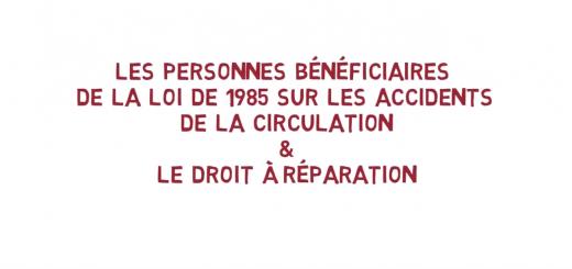 loi de 1985